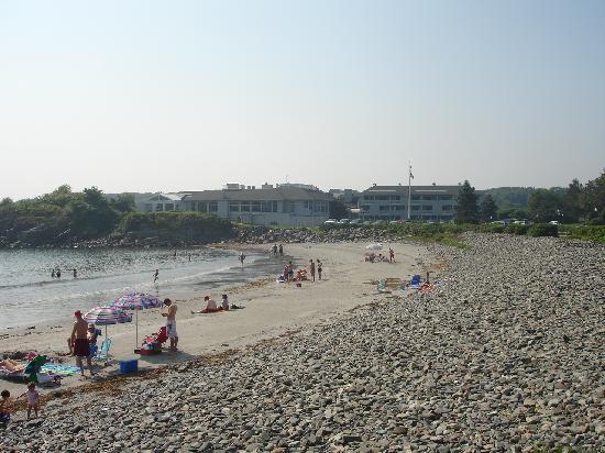 Stage Neck Inn: beach