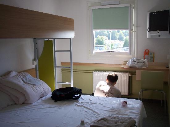 Ibis Budget Aachen Nord : room