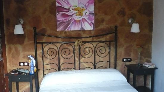 Jardin del Desierto: one of the rooms