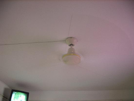Gema Hotel: ventilador