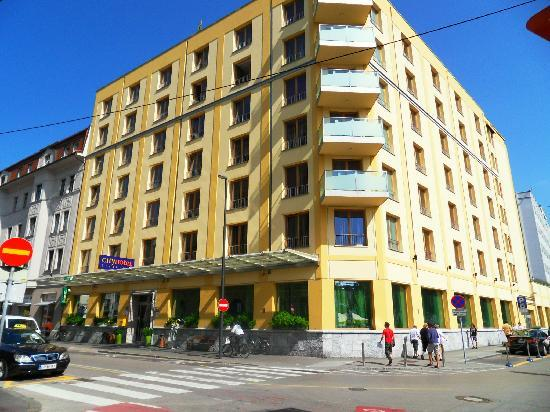 City Hotel Ljubljana Tripadvisor