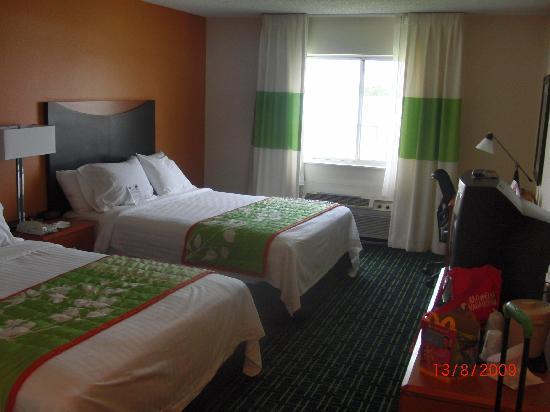 Fairfield Inn & Suites Oklahoma City Quail Springs/South Edmond: camera