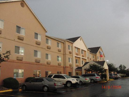 Fairfield Inn & Suites Oklahoma City Quail Springs/South Edmond: esterno