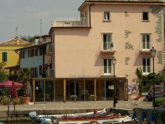 Club da Baia Boutique Hotel: Hotelansicht