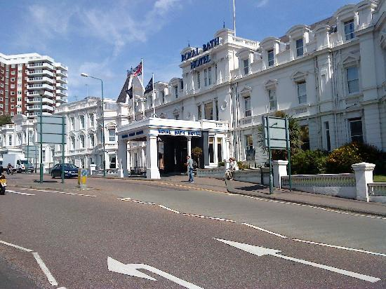 Royal Spa Hotel Bournemouth