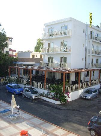 Amoudara, Greece: l'hotel