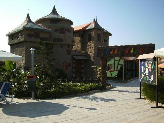 Amelia Beach Resort & Spa: mini club