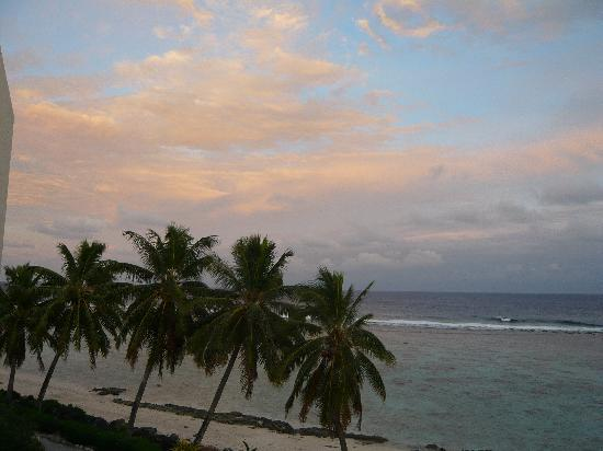 Cooköarna: cook island morning