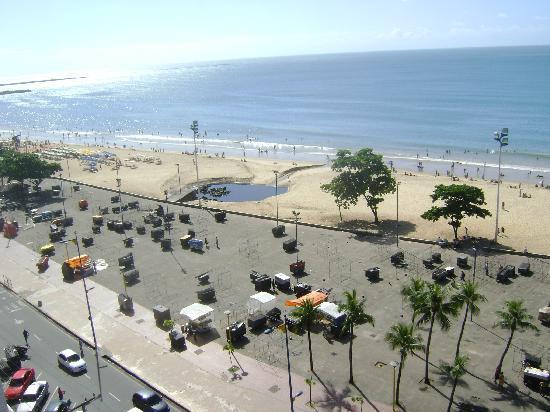 Praiano Hotel : Vista desde la habitación