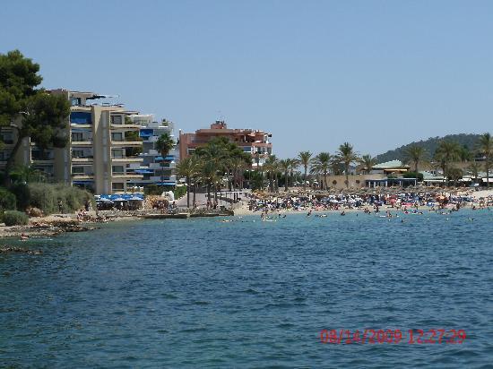 M s vistas picture of iberostar suites hotel jardin del for Jardin del sol santa ponsa