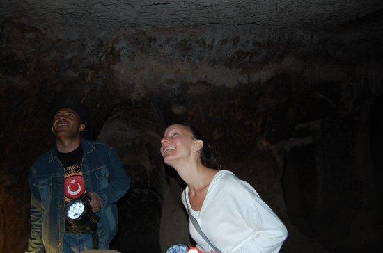 Mazi Underground City: Ihsan and Kara
