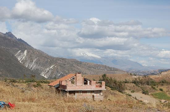 Llanganuco Mountain Lodge: Accomodation
