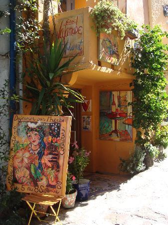 Languedoc-Roussillon, France : Galerie d'art à Collioure