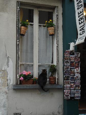 Παρίσι, Γαλλία: Fachada de Montmartre - Paris
