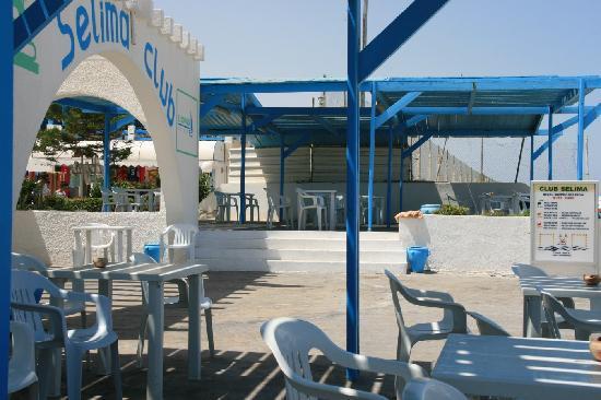 المرادي كلوب سليمة: le bar de la plage