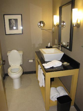 Cambria hotel & suites: Cambria Suites Bathroom