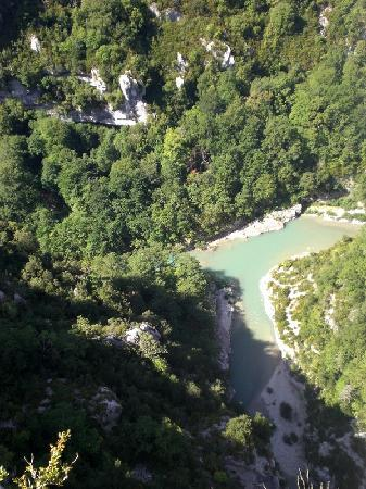 Aiguines, France : il canyon