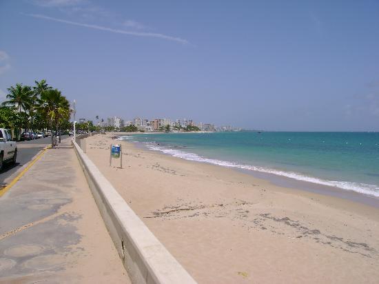 Coqui del Mar Guest House: beach near Coqui del Mar