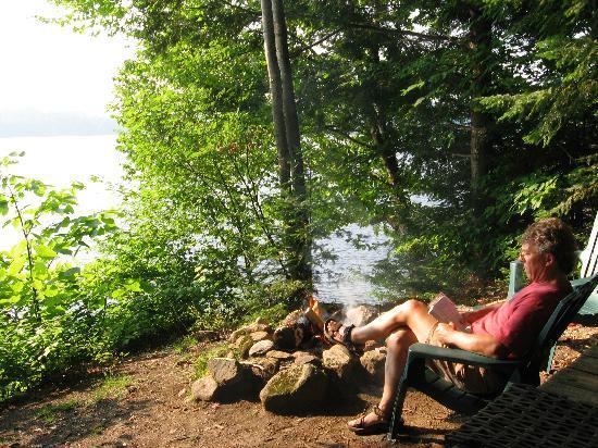 Timberlock: Campfire