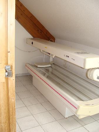 Hotel Gasthof Ochsen: cabina rayos uva