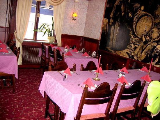 Kopmannagarden: Restaurant