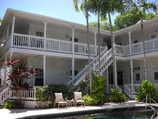 The Paradise Inn: bonito hotel