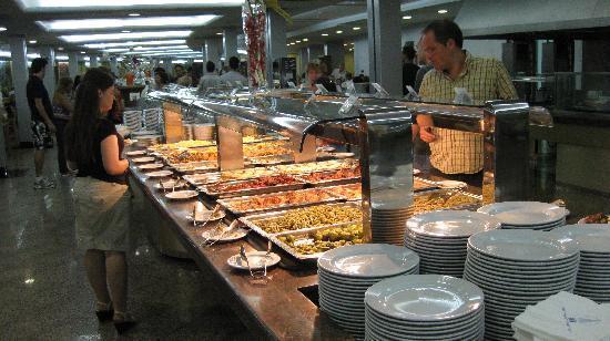 Restaurant Picture Of Gran Hotel Bali Grupo Bali Benidorm Tripadvisor