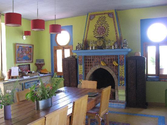 Casa Taos: La cuisine : un endroit incontournable