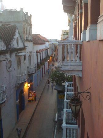 Casa India Catalina : vista dai balconi