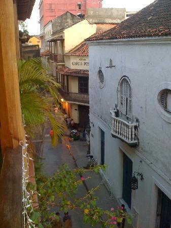 Casa India Catalina : panorama