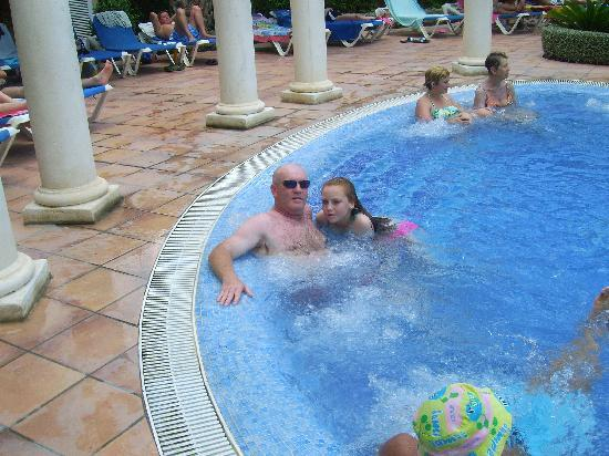 Sol Pelicanos Ocas: whirl pool