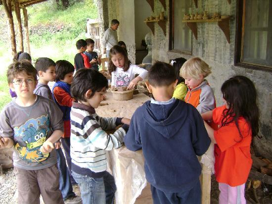 Pastoral Vadi Ecologic Life Farm: KIDS & CLAY