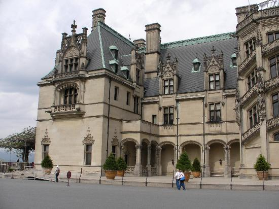 Biltmore Estate: as close to the interior as you want to get