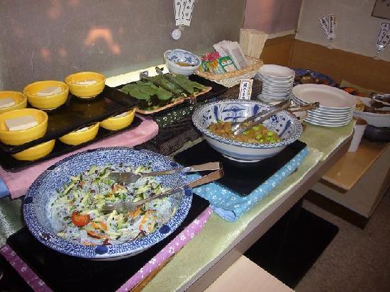Dormy Inn Express Soka City : 品数豊富、美味しい朝食バイキング