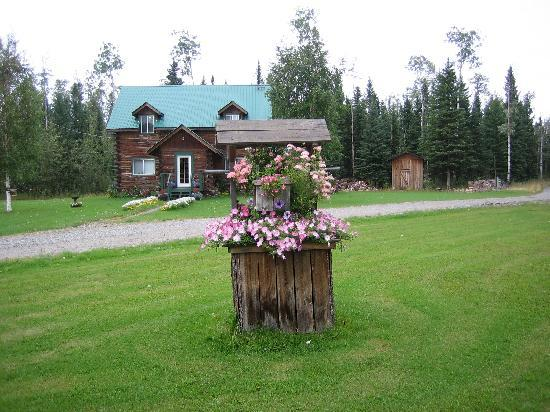 Tanana Loop Country Inn: Idyllic!
