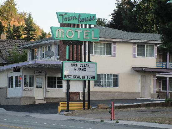 The Townhouse Motel