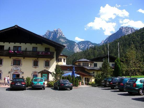 Unken, Αυστρία: Front