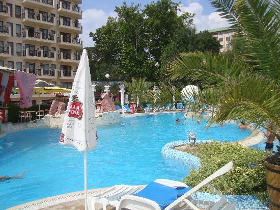 Hotel Admiral: Pool