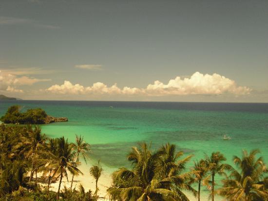 Shangri-La's Boracay Resort & Spa: room 535 view (left)