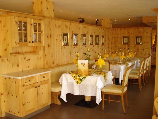 Berghotel Zirm - Speisesaal