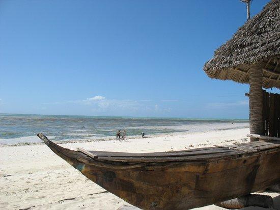 Villa de Coco Resort: Vista dall'area relax
