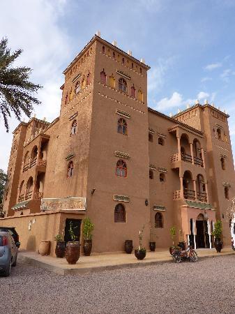 Les Jardins de Ouarzazate: hotel
