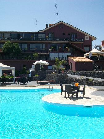 Villa Michelangelo: L'albergo