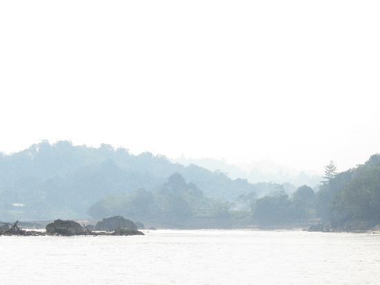 Kapit, Malaysia: river