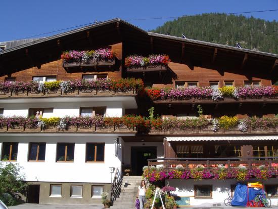 Gasthof Alpenhof: pension alpenhof