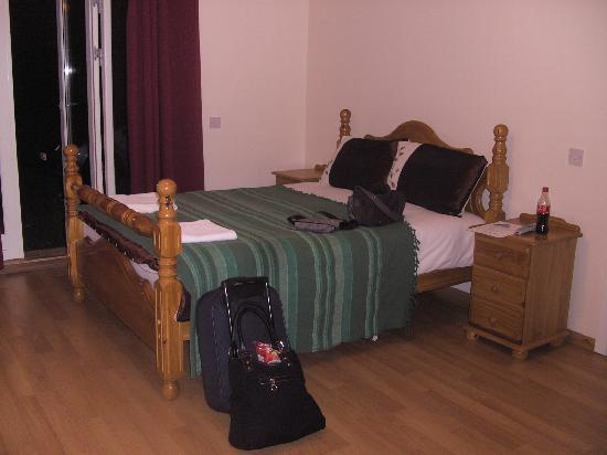 Stansted Airport Lodge: Bett