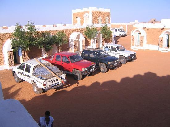 Mauritania: chingetti