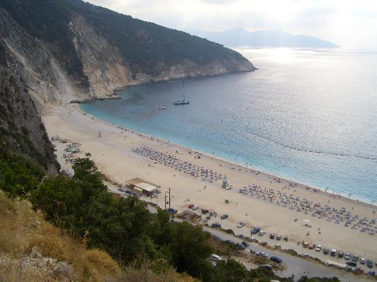 Karteri Apartments: Myrtos Beach