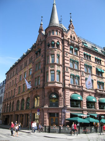 Осло, Норвегия: Hard Rock Cafe Oslo