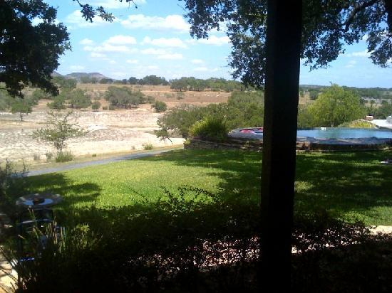 Paniolo Ranch Bed & Breakfast Spa: A beautiful view